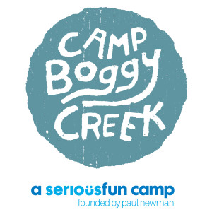 Camp Boggy Creek Logo